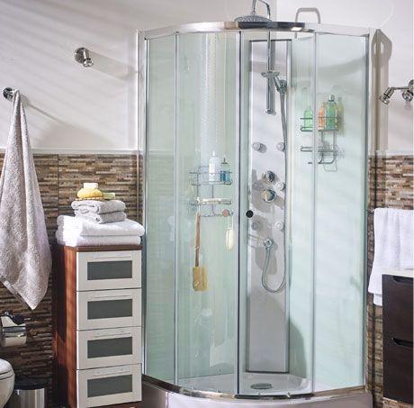 Nueva vida para tu sala de ba o vive tu casa especial for Sodimac banos precios