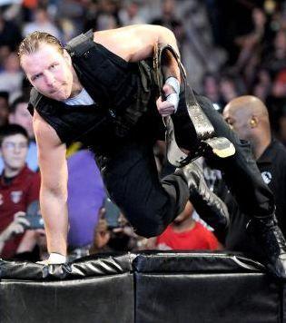 WWE Main Event 6/26/13: Dean Ambrose vs Christian