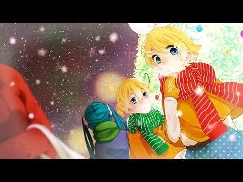 【鏡音リン・レンV4X】山下達郎/クリスマス・イブ【自作オケカバー】 - YouTube