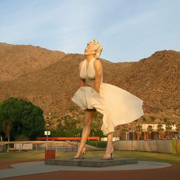 Forever Marilyn / Palm Springs