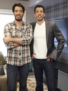 Learn more about the hosts of HGTV's NEW Series, Brother Vs. Brother: www.hgtv.com/on-tv/drew-and-jonathan-scott-hosts-of-hgtvs-property-brothers-and-brother-vs-brother/index.html?soc=pinterest Series premieres Sunday 10/9c. #BROVSBRO @Matty Chuah Scott Brothers