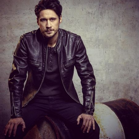 Peter Gadiot USA's Queen of the South.