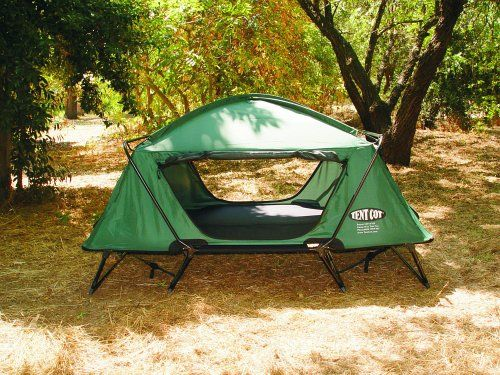 Camping Beds For Tents >> Top 3 Best Camping Tent Cot Bed - Review & Buyer's Guide
