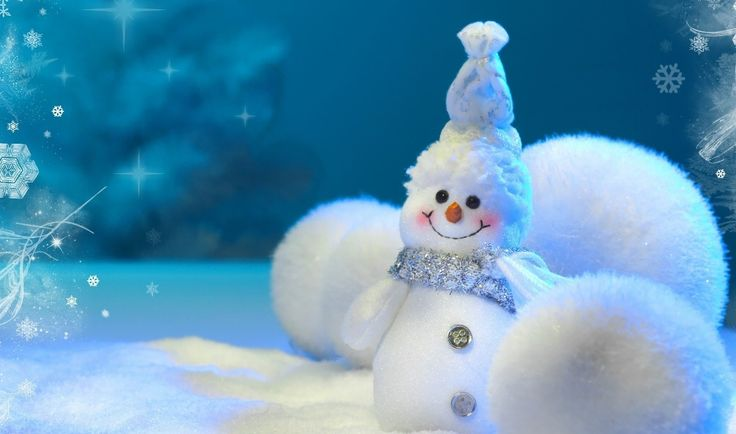 Cute Snowman Wallpaper | http://bestwallpaperhd.com/cute-snowman-wallpaper.html