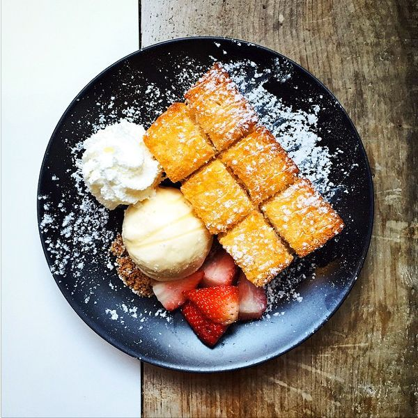 28 Delicious NYC Toast Dishes To Try. NOTED :)