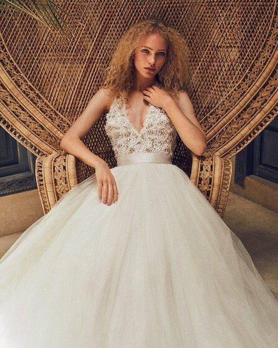 "1,225 gilla-markeringar, 15 kommentarer - Jenny Packham (@jennypackham) på Instagram: ""Introducing the 2018 Bridal Campaign. Shot at the Riad Tarabel, Marrakesh with @smithhotels by…"""
