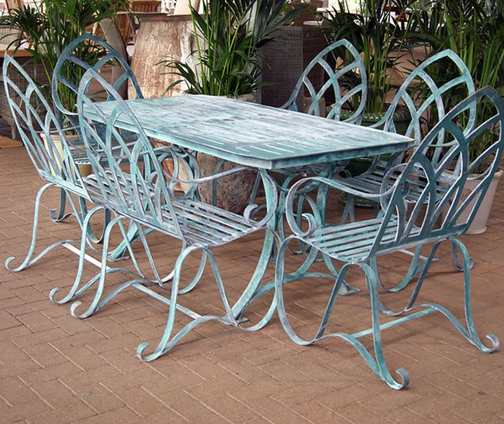 138 best fantasy furniture images on pinterest chairs for Steel outdoor furniture