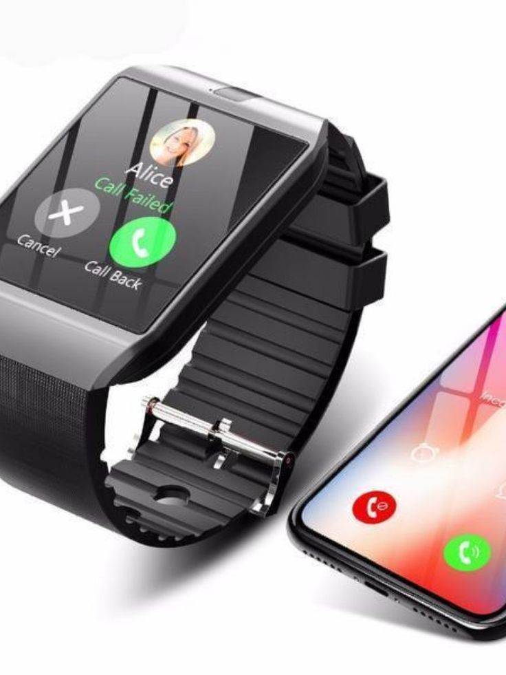 Android apple compatible smart watch smartwatch