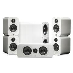 Q Acoustics Q3010 5.1 Speaker Package