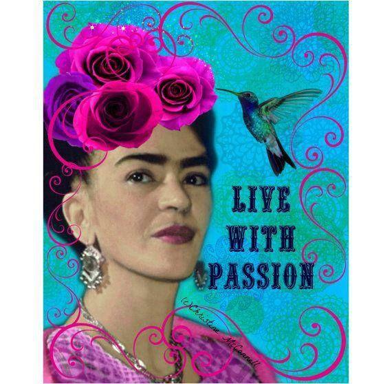 Happy Birthday, Feliz cumpleanos, Frida!