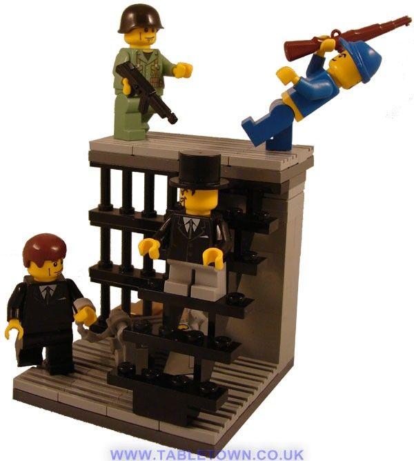 9 best james bonds lego images on pinterest lego. Black Bedroom Furniture Sets. Home Design Ideas