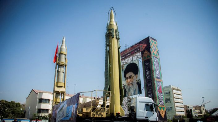 Iran to US: Surrender your nukes and then well talk missiles  RT World News