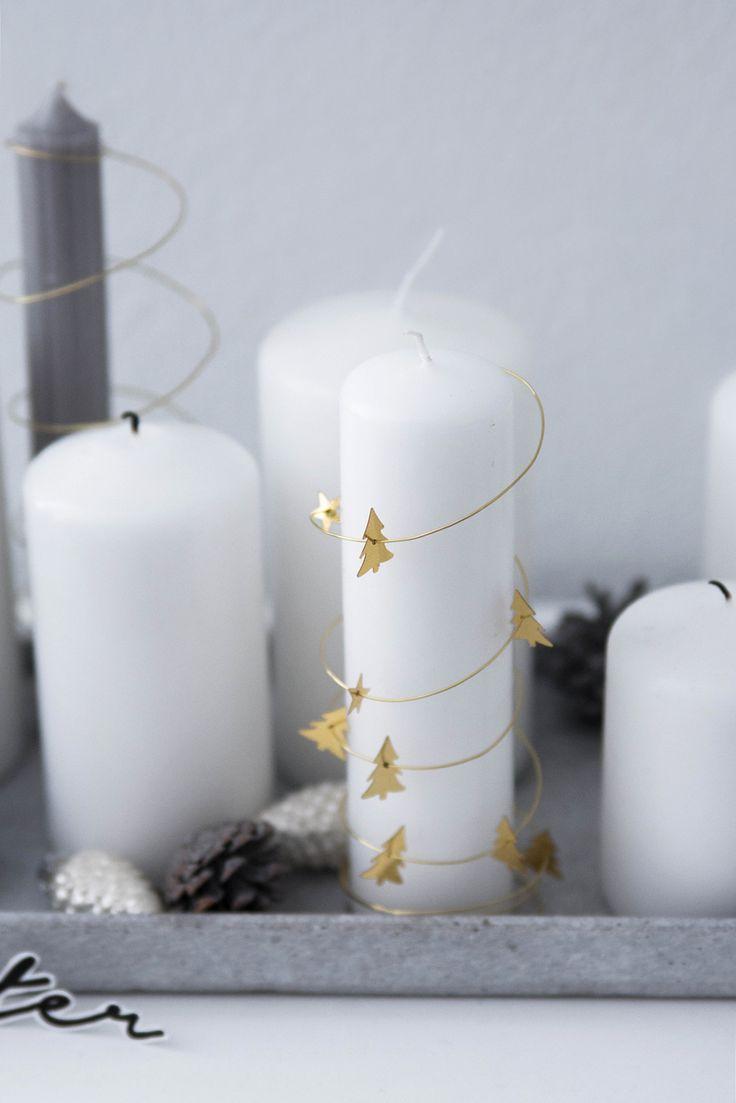 [Kreativ-Adventskalender:Türchen #22] Last Minute Weihnachtsdeko | s i n n e n r a u s c h