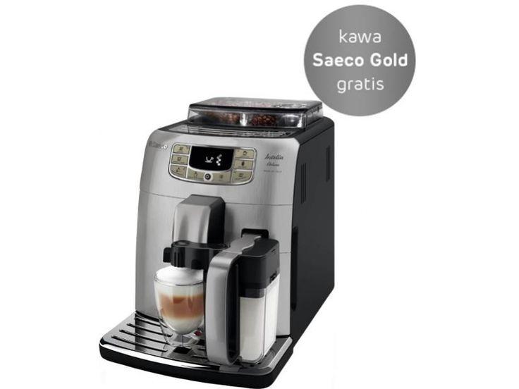 Kup już teraz Saeco Intelia Deluxe HD8906/01 1850W 15bar inox w Satysfakcja.pl >  Błyskawiczna wysyłka i najniższe ceny!