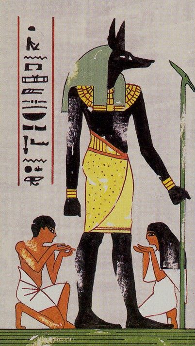 Egyptian Tarot Kit Deck Book Loscar: Death: Sphinx Tarot. Change, Exposure, Transition