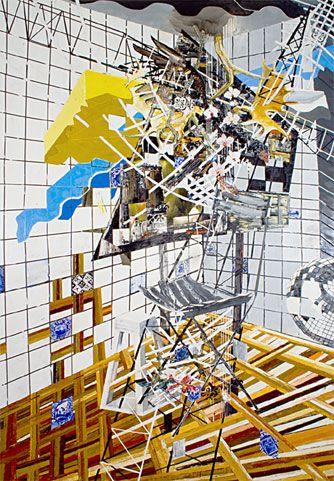 francesca dimattio paintings - Google Search