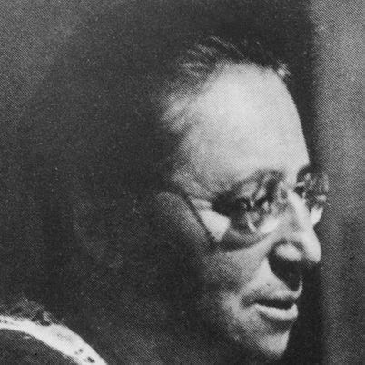 """Amalie Emmy Noether was born in Germany on March 23, 1882. She taught at the University of Göttingen until the Nazi regime dismissed all Jewish professors. Noether then moved to Bryn Mawr College in the U.S. Her groundbreaking work in abstract algebra and theoretical physics led to concepts like """"Noether's Theorem,"""" """"Noetherian rings,"""" and """"Noetherian induction."""" © 2014 A+E Networks. All rights reserved."""