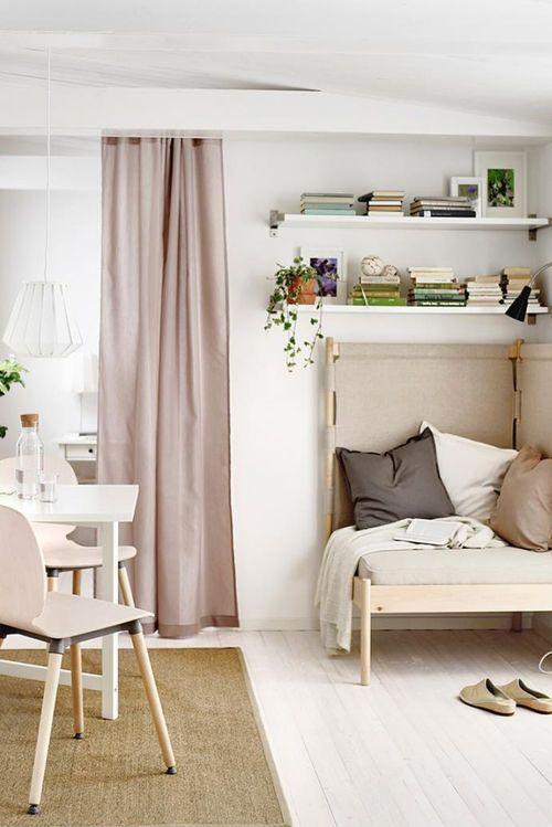 Kleine Wohnung einrichten: Tipps für mehr Platz | GLAMOUR ...
