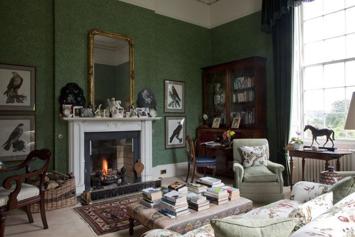 The irish aesthete wonderful living spaces pinterest for Wall pictures for living room ireland