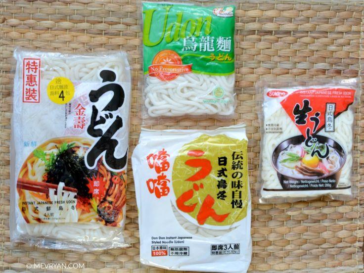 Welke instant udon is het lekkerste? #smaaktest #udon #noedels #Japans #koken