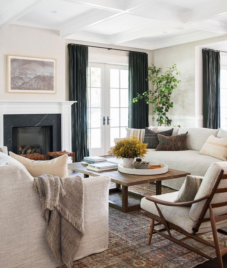 7 Expert Ways To Feng Shui Your Living Room In 2021 Casual Living Room Design Modern Farmhouse Living Room Farm House Living Room Contemporary farmhouse living room ideas