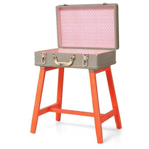 Suitcase Table Hybrid