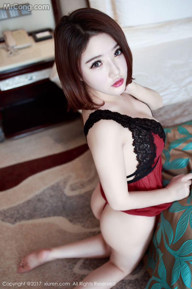 XIUREN No.775: Người mẫu Ying Jing Wu (櫻井舞) (49 ảnh)