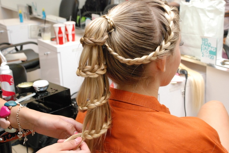 17 Best Images About Hairstylists At Work On Pinterest
