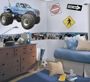 Bigfoot Monster Truck Package
