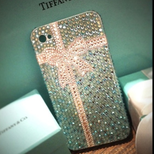 Phone: Cell Phones Cases, Iphone Cases, Iphone 4S, Tiffany Iphone, Tiffany Blue, Phones Covers, Styles, Iphone 4 Cases, Bling Bling
