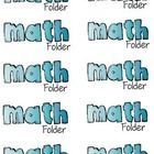 Print these labels on Avery 5163 to organize your student's folders and journals.  List of Labels  Math Journal Math Folder Word Work Spelling Writ...