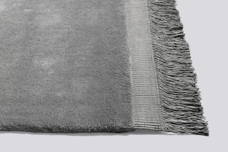 Raw rug.