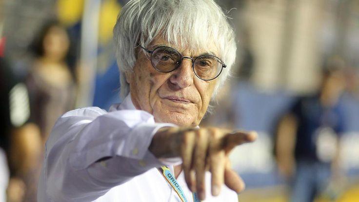 Kandidaten für Ecclestone-Nachfolge: Wer wird der neue Herrscher der Formel 1?