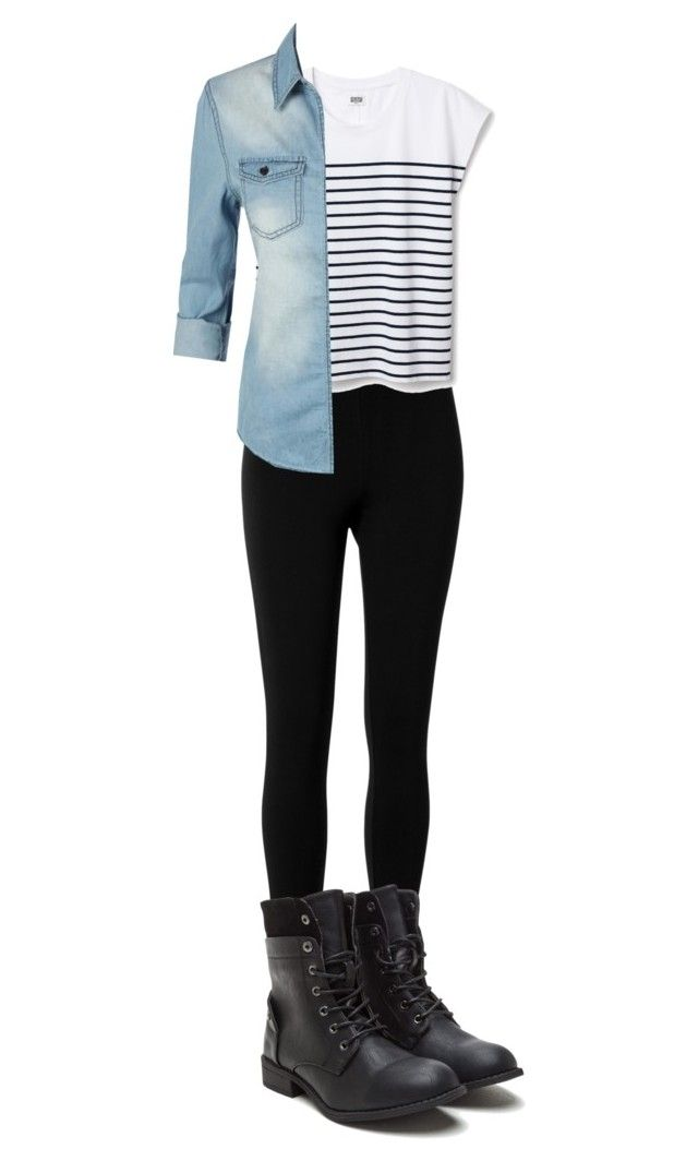 """""""Whatever you guys want this outfit for then that is what it is"""" by jjprincess1218 ❤ liked on Polyvore featuring Max Studio and LE3NO"""