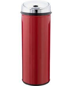 Morphy Richards 50L Sensor Bin - Red.