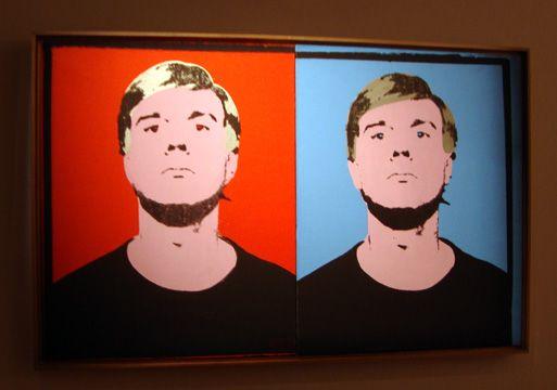 Andy Warhol- Self Portrait (1964)