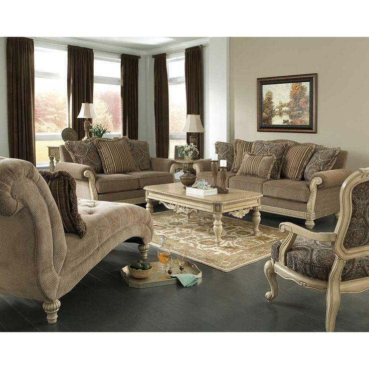 Ashley Furniture Portland Or: 9 Best Images About The 'Parkington Bay' Living Room