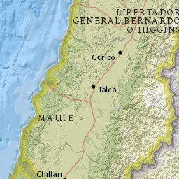 07/04/2017 - 5.9 magnitude earthquake near Constitución, Maule, Chile and Santiago, Santiago Metropolitan, Chile : July 04, 2017 16:05
