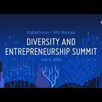 Diversity Summit Event I 500 startups