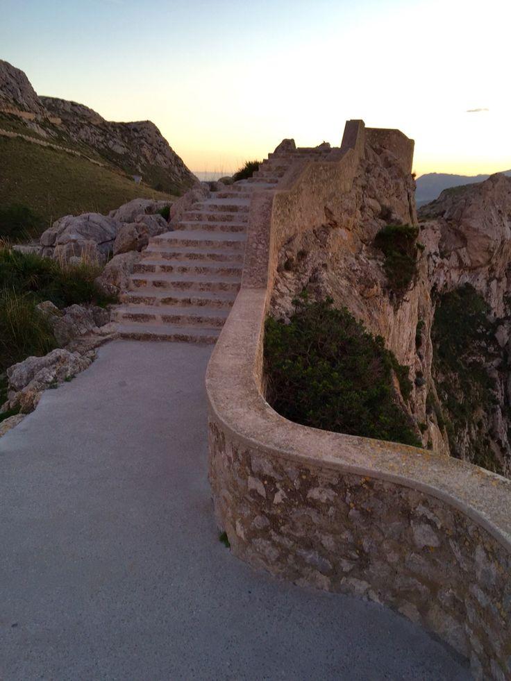 Sunset 29/11/15 Formentor Mallorca