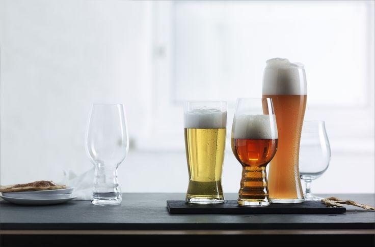 Spiegelau Beer Classics.  シュピゲラウ <ビール クラシックス> シリーズ