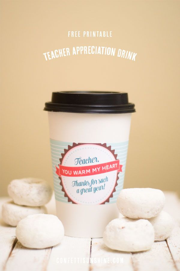 428 Best Teacher Appreciation Gift Ideas Images On Pinterest