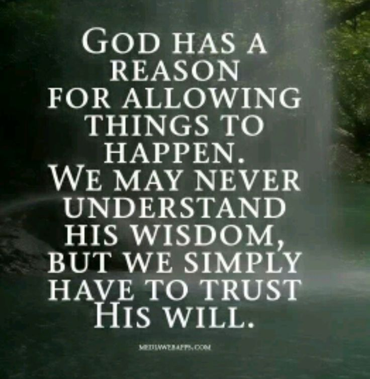 I'm trying however I'm reaching my breaking point. Dear God give me the strength to keep my faith and trust in you.