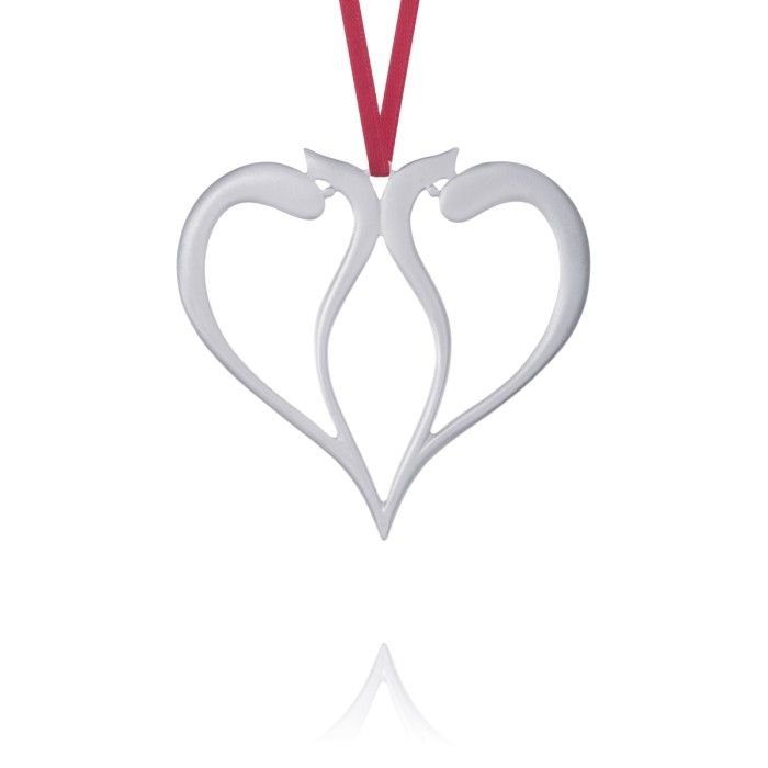 HEART COLLECTOR ORNAMENT 2000
