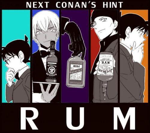 98 Best Detective Conan Images On Pinterest