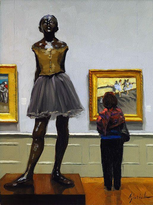 'Degas' part of series ArtistZ
