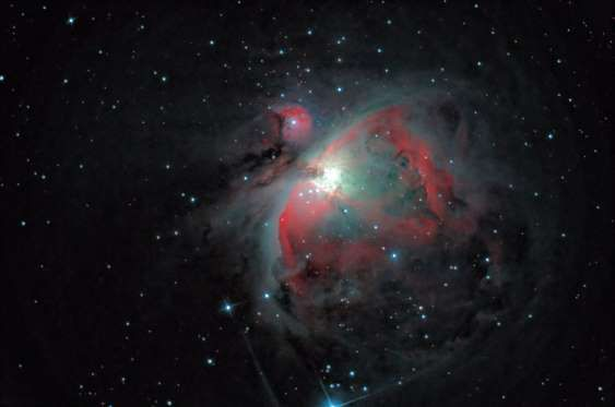 Orion's Gaseous Nebula - Sebastien Grech (UK)