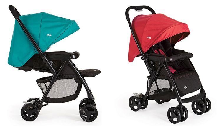 Joie Mirus Stroller Ladybird Baby Jogger Prams