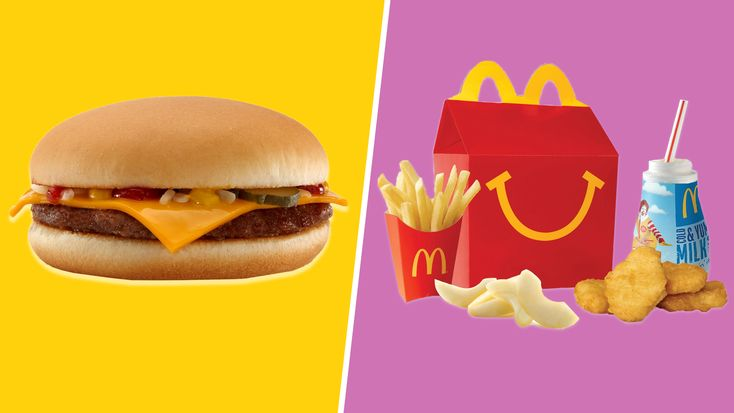 The fast food chain is switching up its Happy Meal menu to promote healthier options for kids.