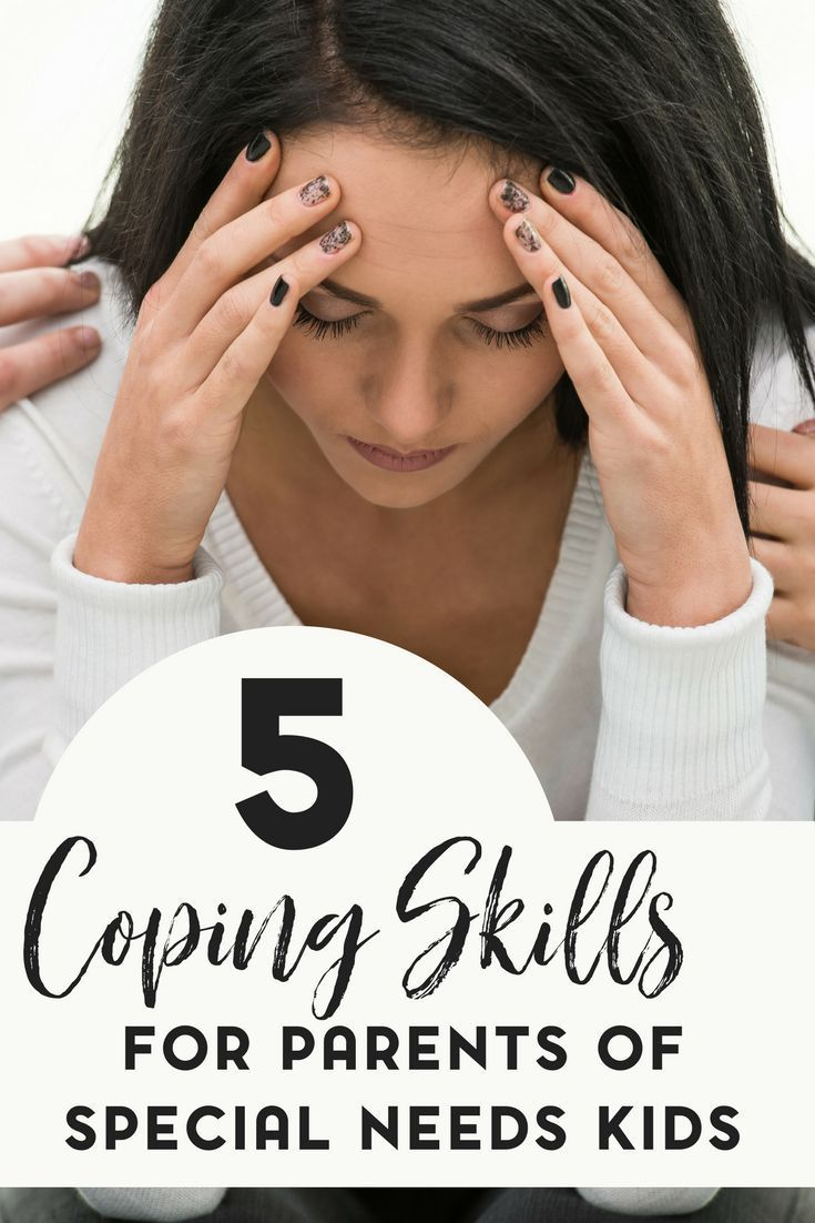 Parenting can be difficult. Parenting a child with special needs can be challenging. Here are 5 coping skills for parents of special needs kids.